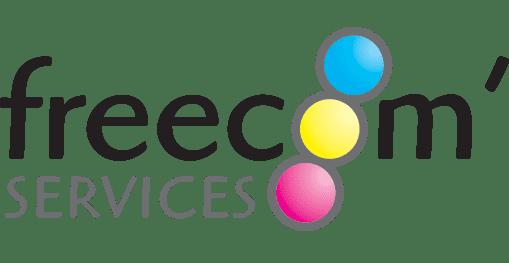 Logo officiel Freecom services