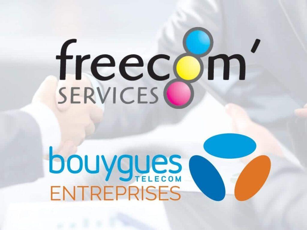 Les services s'étendent aux Entreprises